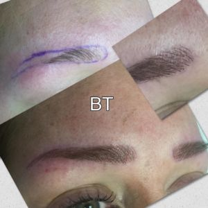 Microblading at Beauty Techniques