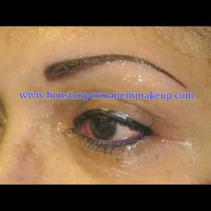 Permanent Eyeliner and Mucosal Coloring