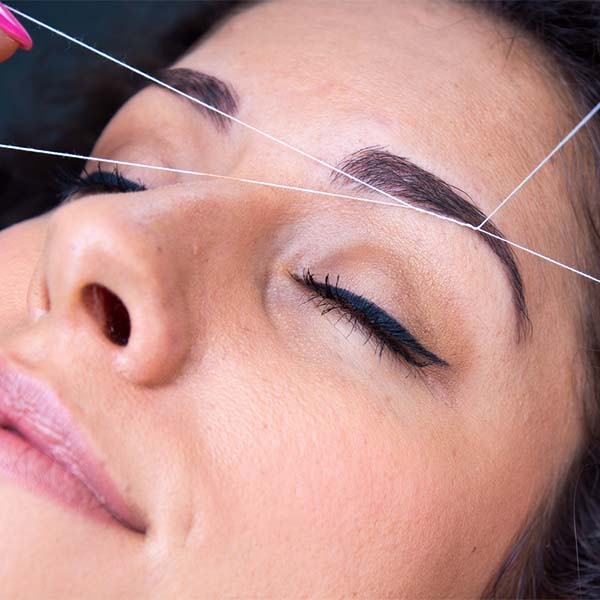 Threading and Waxing