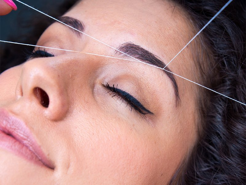 threading waxing
