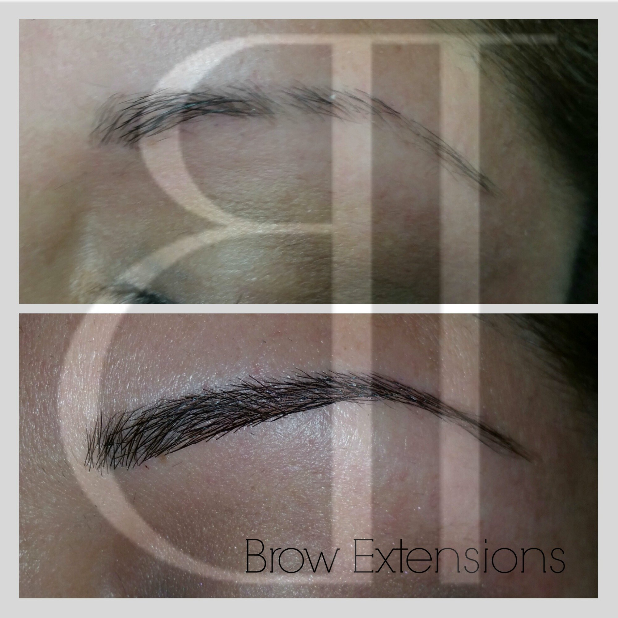 eyebrow extension featured