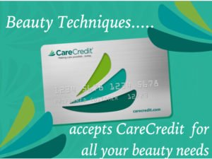Beauty Techniques Care Credits
